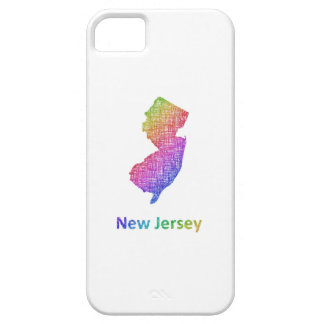 Capa Barely There Para iPhone 5 New-jersey