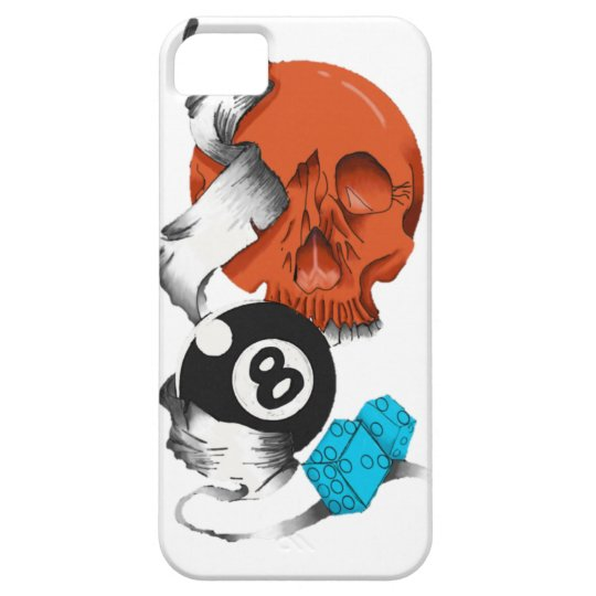 Capa Barely There Para iPhone 5 new school style,caveiras,skulls,skate style,rock