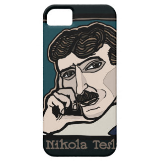 Capa Barely There Para iPhone 5 NikolaTesla