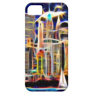 Capa Barely There Para iPhone 5 NY Manhattan