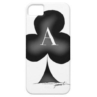 Capa Barely There Para iPhone 5 O ás de clubes por Tony Fernandes