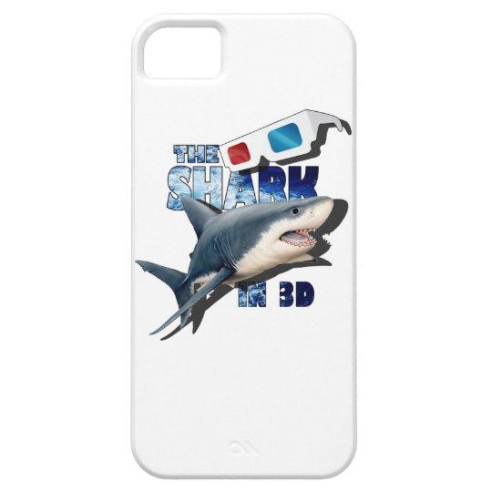 Capa Barely There Para iPhone 5 O filme do tubarão