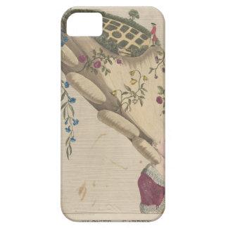 Capa Barely There Para iPhone 5 O jardim - Matthew Darly
