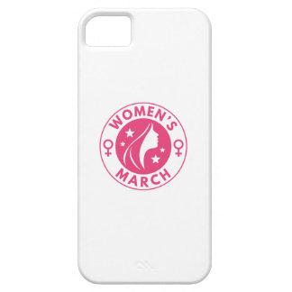 Capa Barely There Para iPhone 5 O março das mulheres