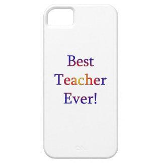 Capa Barely There Para iPhone 5 O melhor professor nunca