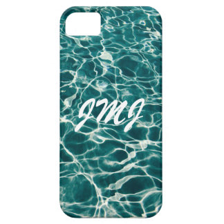 Capa Barely There Para iPhone 5 Ondas legal da piscina
