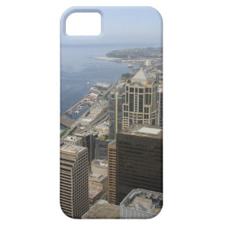 Capa Barely There Para iPhone 5 Opinião de Arial de Seattle