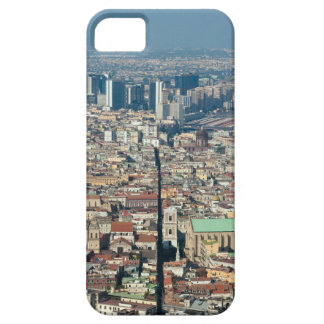 Capa Barely There Para iPhone 5 Panorama de Nápoles