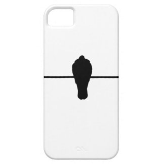 Capa Barely There Para iPhone 5 Pássaros