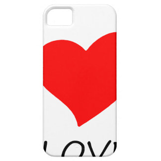 Capa Barely There Para iPhone 5 paz love27