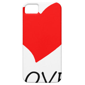 Capa Barely There Para iPhone 5 paz love29