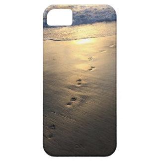 Capa Barely There Para iPhone 5 Pegadas de desaparecimento