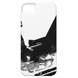 Capa Barely There Para iPhone 5 pianista