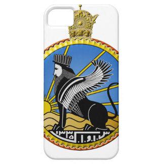 Capa Barely There Para iPhone 5 Polícia secreta de Savak Irã