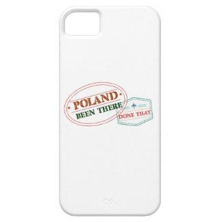 Capa Barely There Para iPhone 5 Polônia feito lá isso