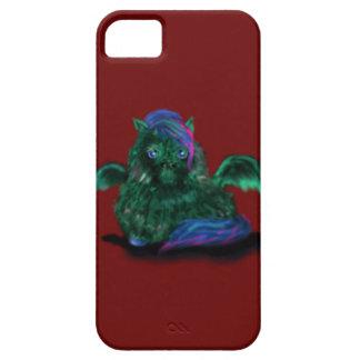Capa Barely There Para iPhone 5 Pônei macio do dragão