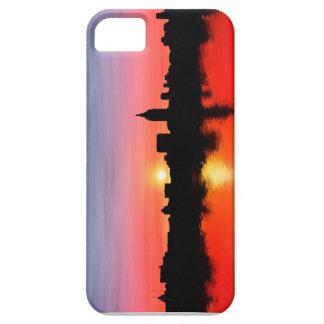 Capa Barely There Para iPhone 5 Por do sol