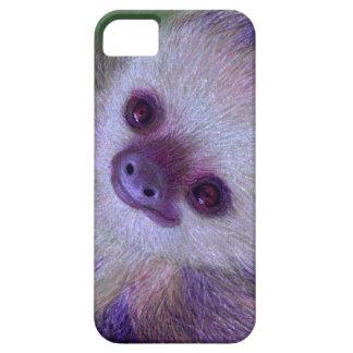 Capa Barely There Para iPhone 5 Preguiça de sorriso