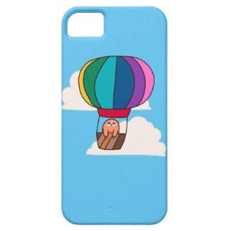 Capa Barely There Para iPhone 5 Preguiça do balão de ar quente