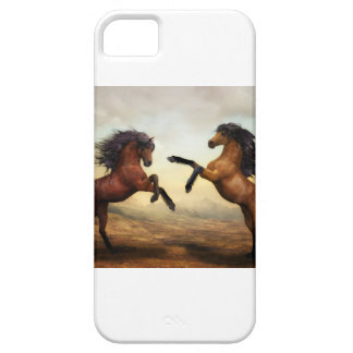Capa Barely There Para iPhone 5 Presentes do cavalo