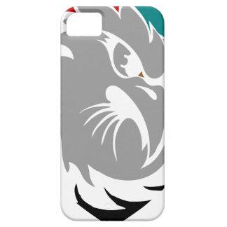 Capa Barely There Para iPhone 5 Protetor da protecção de segurança do falcão