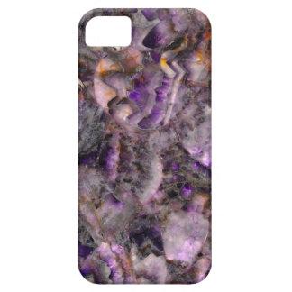 Capa Barely There Para iPhone 5 quartzo roxo