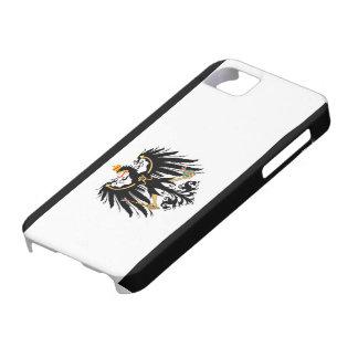 Capa Barely There Para iPhone 5 Reino Preussen estandarte de nacional