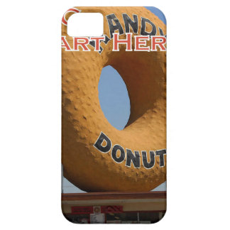 Capa Barely There Para iPhone 5 Rosquinhas Long Beach Califórnia LBC de Ransdys