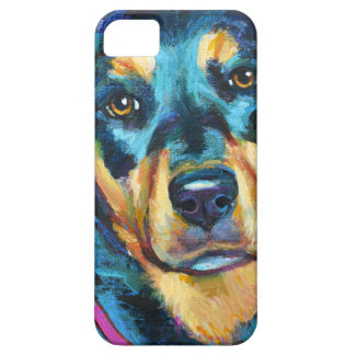 Capa Barely There Para iPhone 5 ROTTWEILER adorável