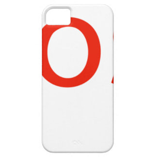 Capa Barely There Para iPhone 5 roupa do logotipo da marca do boosh
