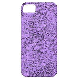 Capa Barely There Para iPhone 5 roxos abstratos