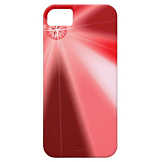 Capa Barely There Para iPhone 5 Rubi Starburst