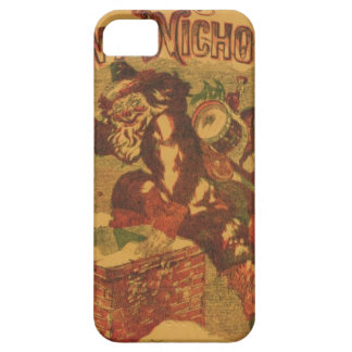 Capa Barely There Para iPhone 5 Santa_Claus_Cover_Art
