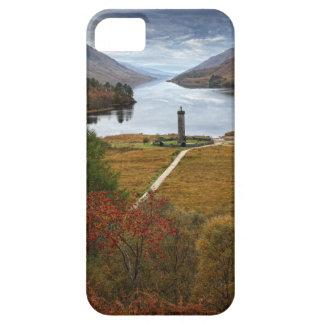 Capa Barely There Para iPhone 5 Scotland bonito