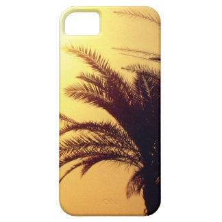 Capa Barely There Para iPhone 5 SE do iPhone da palmeira + iPhone 5/5S, mal lá