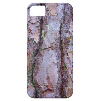 Capa Barely There Para iPhone 5 SE do iPhone do latido de pinheiro+caso 5/5S