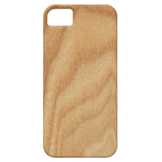 Capa Barely There Para iPhone 5 SE do iPhone do Woodgrain do olmo+caso 5/5S