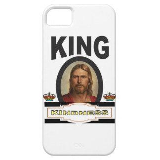 Capa Barely There Para iPhone 5 senhor da bondade do rei