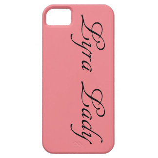 Capa Barely There Para iPhone 5 Senhora de Lyra