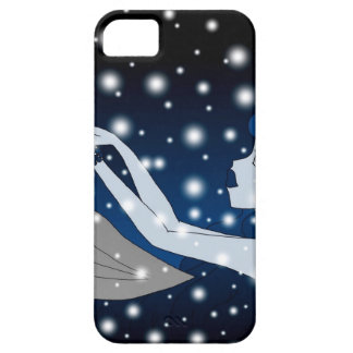 Capa Barely There Para iPhone 5 Sereia da neve