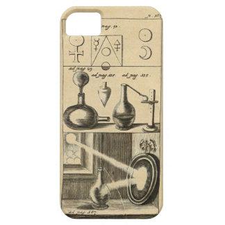 Capa Barely There Para iPhone 5 Símbolos e ferramentas de um alquimista