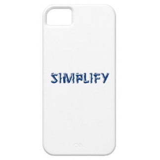 Capa Barely There Para iPhone 5 Simplifique