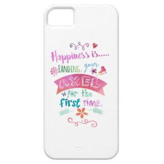 Capa Barely There Para iPhone 5 Skate feito sob encomenda da felicidade dos