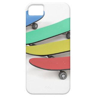 Capa Barely There Para iPhone 5 Skates