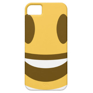 Capa Barely There Para iPhone 5 Smiley emoji