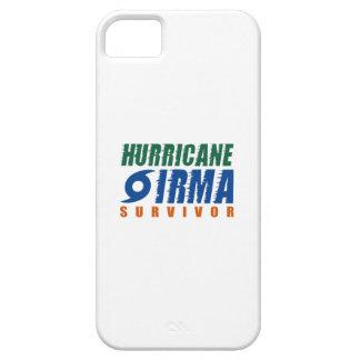 Capa Barely There Para iPhone 5 Sobrevivente de Irma do furacão