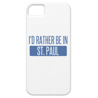 Capa Barely There Para iPhone 5 St Paul