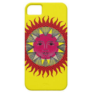 Capa Barely There Para iPhone 5 Sun de sorriso