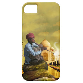 Capa Barely There Para iPhone 5 Taj Mahal