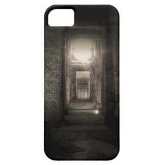 Capa Barely There Para iPhone 5 Templo Abydos 2 de Seti I
